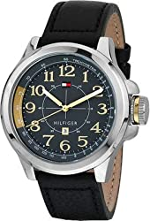 Tommy Hilfiger Analog Grey Dial Mens Watch - TH1790843/D