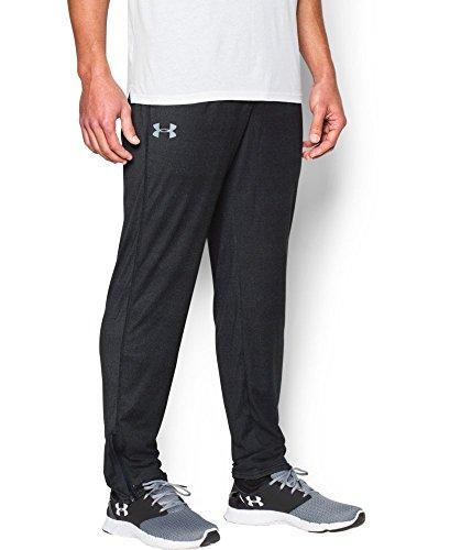 Under Armour Men's Tech Pants, Black (001), Small