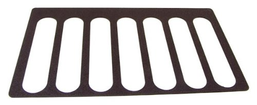Rugged Ridge 11206.05 Black Cowl Vent Cover