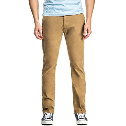 ccs-clipper-straight-fit-mens-chino-pants-with-comfort-stretch-khaki-30-x-30