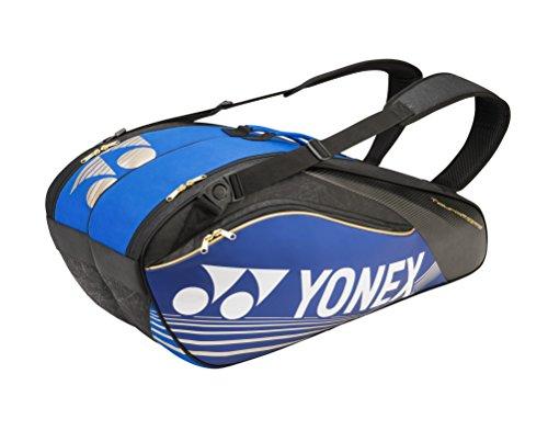 Yonex-Racchetta Pro-Sacca termica, colore: blu