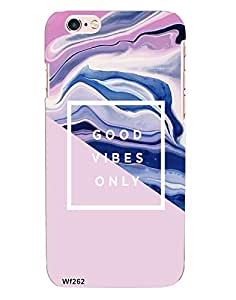 Good Vibes Only Case for Apple iPhone 6+ / 6s+ from Wrap On!