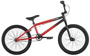Diamondback 2012 Session BMX Bike (Red/Black, 20-Inch)