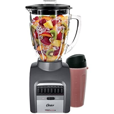 Oster Smash Blend 300 Blender with Smoothie Cup, BLSTTG-PGP-BG3