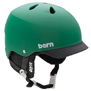 Bern Watts EPS Helmet Matte Green XL/XXL