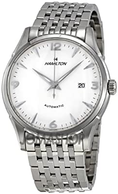 Hamilton Men's H38715181 Timeless Class Silver Dial Watch