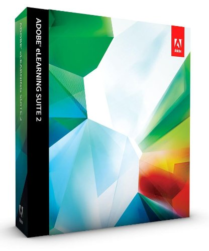 Adobe eLearning Suite 2 Upsell from Creative Suite 4 any edition or Adobe Creative Suite 5 Web Premium