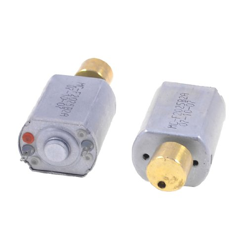 RC Helicopter Aircraft Magnetic Vibration Micro Motor DC 6-24V 2 Pcs