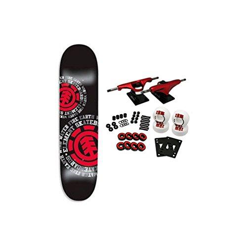 ELEMENT Skateboards DISPERSION Complete SKATEBOARD 7.63 (Element Trucks compare prices)