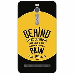Asus ZenFone 2 ZE551ML Back Cover - Behind Designer Cases