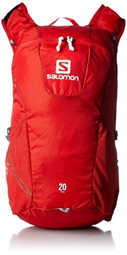 Salomon Trail 20 Corsa Zaino Rosso - Ss16 - Taglia Unica