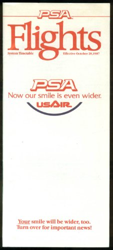 pacific-southwest-airlines-psa-airline-timetable-1987-pre-usair-merger