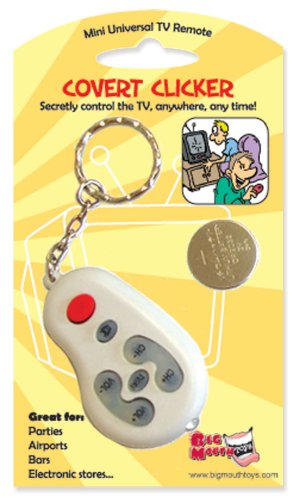BigMouth Inc Covert Clicker - 1