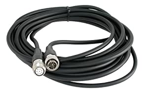 Varizoom 50' Extension cables for 8 pin zoom on manual controllers (fujinon and canon zoom lenses)