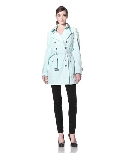 Sam Edelman Women's Lorissa Trench with Studded Collar