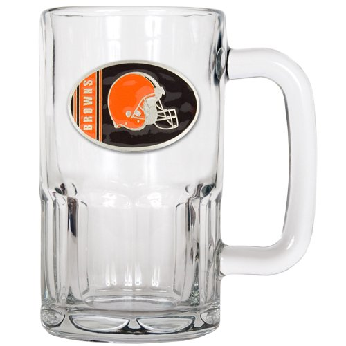 USA Wholesaler - GAP-GTRB2004-13 - Cleveland Browns NFL 20oz Root Beer Style Mug - Oval Logo at Amazon.com