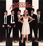 Blondie Parallel Lines 1978 UK vinyl LP CDL1192