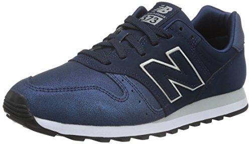 New Balance 373, Scarpe Running Donna, Blu (Navy 410), 40 EU
