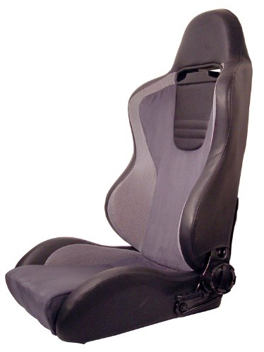 recaro recaro evo x style sport seat black suede left. Black Bedroom Furniture Sets. Home Design Ideas
