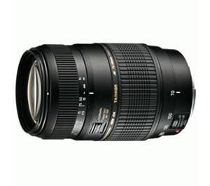 TAMRON MACRO 1:2 AF 70-300mm F / 4-5.6 Di LD Lens