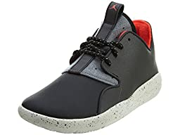 Nike Jordan Kid\'s Jordan Eclipse Holiday Bg Black/Black/Dark Grey/Lght Bn Basketball Shoe 5.5 Kids US