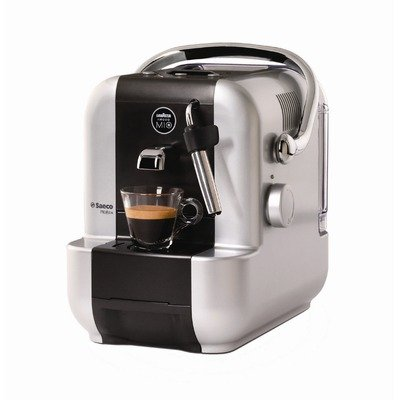 Saeco A Modo Mio Coffee Machine in Black and Silver