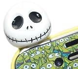 easygoal-Disney Ghost Jack 3.5mm Earphone Ear Cap Anti Dust Plug Cover Stopper Caps for IPHONE/SAMSUNG/HTC...