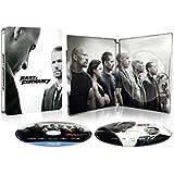 【Amazon.co.jp限定】ワイルド・スピード SKY MISSION スチール・ブック仕様ブルーレイ+DVDセット [Blu-ray]