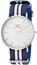 Comprar Daniel Wellington 0213DW - Reloj analógico, para hombre, multicolor