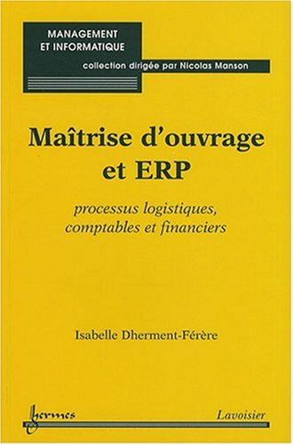 Maitrise d'ouvrage et ERP (French Edition)