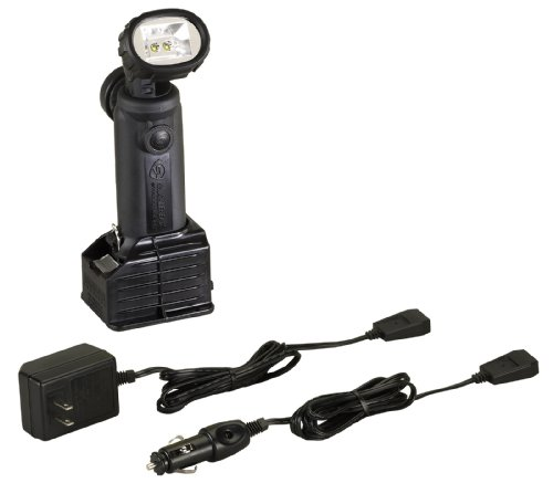 Images for Streamlight 90607 Knucklehead Work Light with Charger/Holder and 120V AC & DC Cords, Black