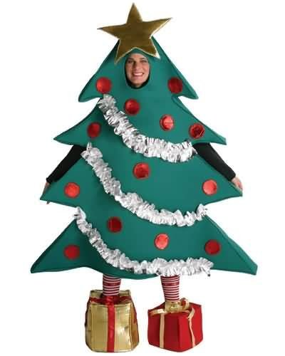 Rasta Imposta Christmas Tree Costume