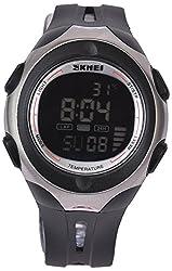 Skmei Calendar Digital Multi Color Dial Mens Watch - (HMWA05S067C0)