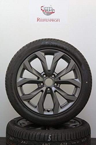 Original Audi A6 S6 C7 4G Sommerräder 4G0601025BD 18 Zoll 723-C