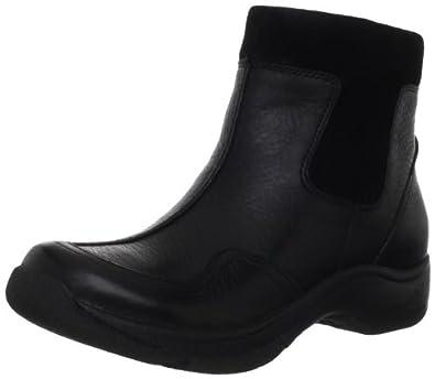 Dansko Women's Kat Ankle Boot,Black,41 EU/10.5-11 M US