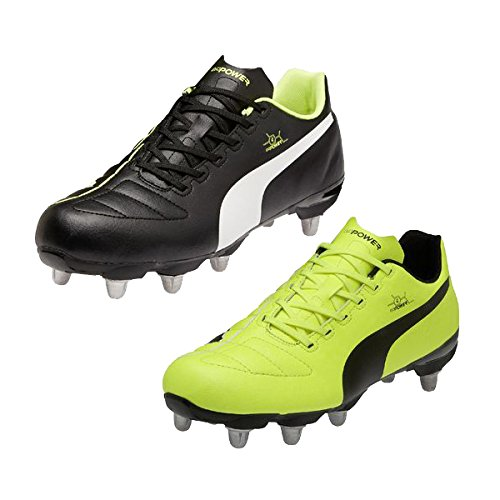 puma-evopower-4-h8-sg-mens-rugby-boots-black-fluo-yellow-uk12