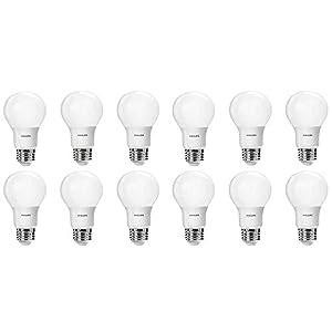 Philips LED PAR38 12-100watt Flood Light Bulb Indoor Outdoor 1200 ...