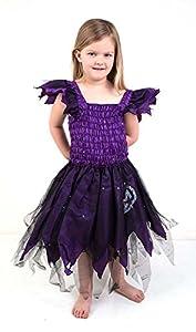 Lucy Locket - Déguisement Halloween enfant - Costume de sorcière tailles 3 à 8 ans (7-8 ans)