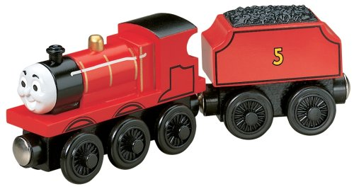 Thomas And Friends Wooden Railway - James the Red Engine