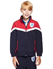 Official England Zip Through Jacket