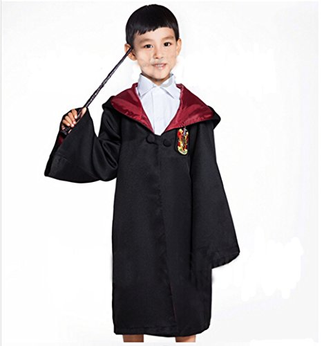 Harry Potter Children Size Cloak Gryffindor/ Ravenclaw Robe Cosplay Costume