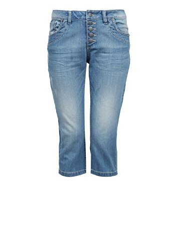beste qs by s oliver damen jeans bermuda 2015 qs by s. Black Bedroom Furniture Sets. Home Design Ideas