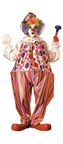 Snazzy/Harpo Hoop Clown Costume