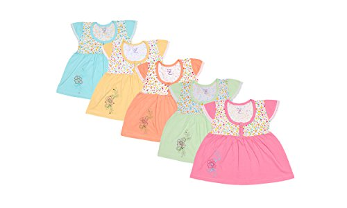 Baby Girls Frock Set ( 0 – 6 Months) (4070)