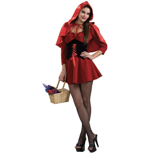 Adult Red Riding Hood Costume - XS
