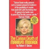 img - for Life and Curious Death of Marilyn Monroe book / textbook / text book