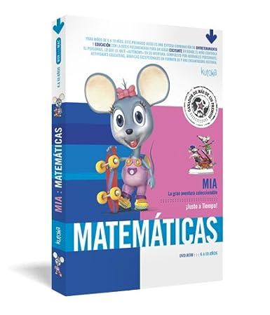 Mia Matemáticas: ¡Justo in Tiempo!