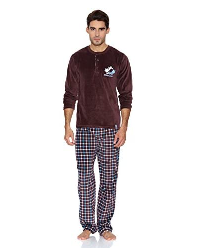 Bluedreams Pijama Tundosado