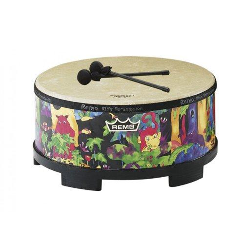 Remo KIDS PERCUSSION, Gathering Drum, 16 Diameter, 8