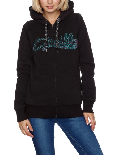 O'Neill Blackstone Fleece Women's Sweatshirt Black Out Medium